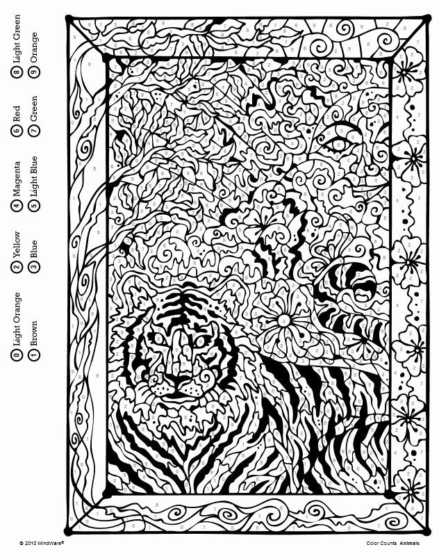 32 Color By Number Adult Coloring Books In 2020 Cool