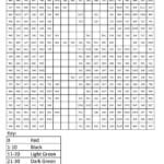 Print Yoshi Nintendo Multiplication Coloring Worksheet