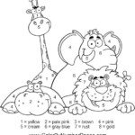 Put Me In The Zoo Coloring Page Coloring Home