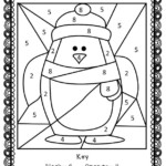Winter Math Numbers To 10 Recognise Numbers To Ten