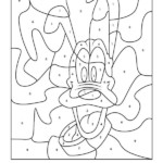 Your Children Will Love These Free Disney Color By Number