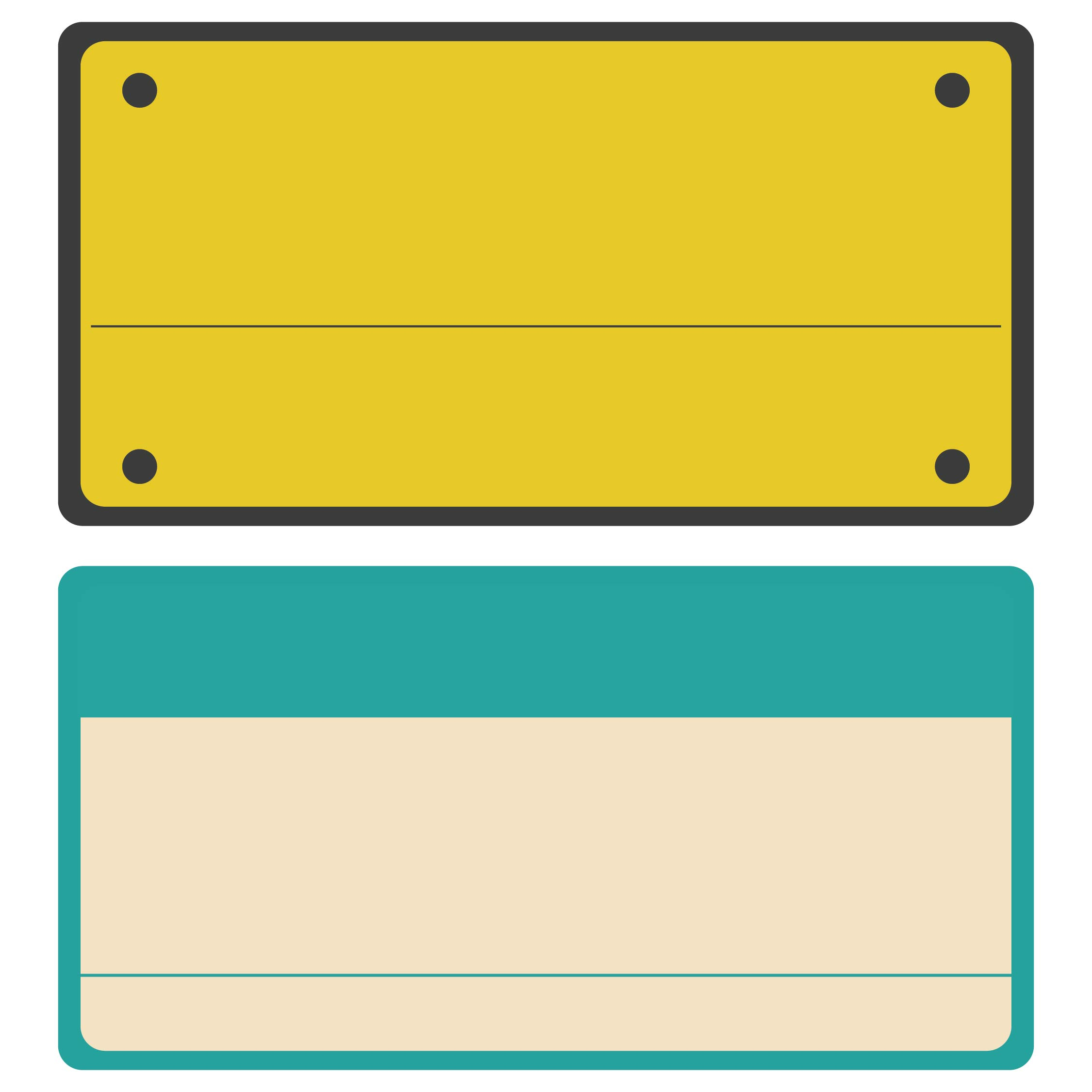 6 Best California License Plate Printable Template