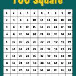 7 Best Printable Number Grid Printablee