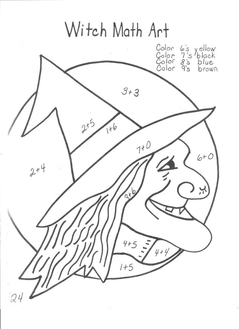 8 Best Images Of Halloween Following Directions Worksheets