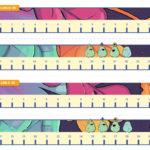 9 Best Free Printable Number Line 1 30 Printablee