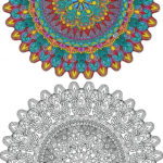Adult Color By Number Pages At GetDrawings Free Download