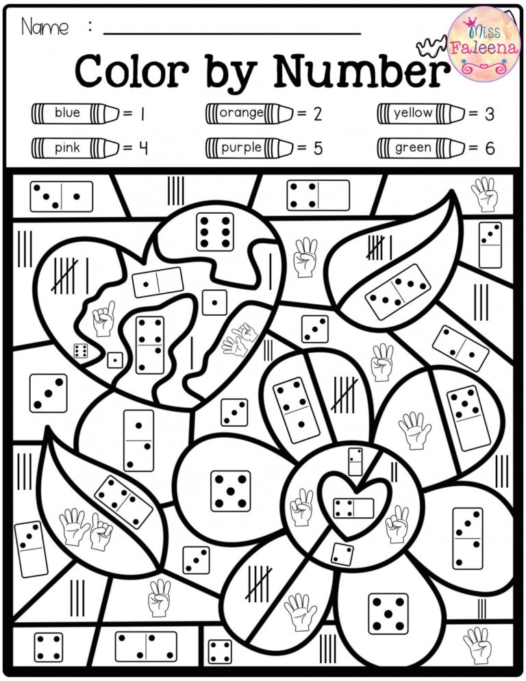 Color By Code Addition Worksheets Worksheet Hero