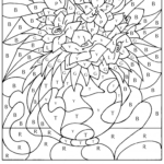 Color By Letters Coloring Pages Best Coloring Pages For
