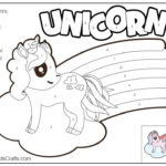 Color By Number Unicorn Printable Unicorn Coloring Pages