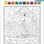 Color By Numbers Free Printable Coloring Books For Kids