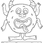 Coloring Pages Easy Color By Number Printables My Color