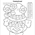 Coloring Pages Grade 1 Addition Colouring Pages Addition