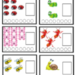 Counting And Number Recognition Free Printable Worksheets