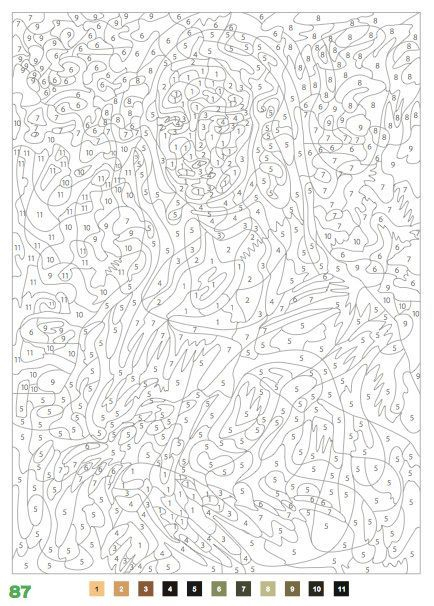 E0350517 09202655 jpg 434 606 Pattern Coloring Pages
