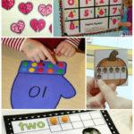 Favorite Number Activities For Preschoolers The Measured Mom