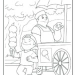 Fraction Coloring Pages At GetDrawings Free Download