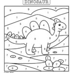 Free Color By Number Worksheets Cool2bKids In 2020