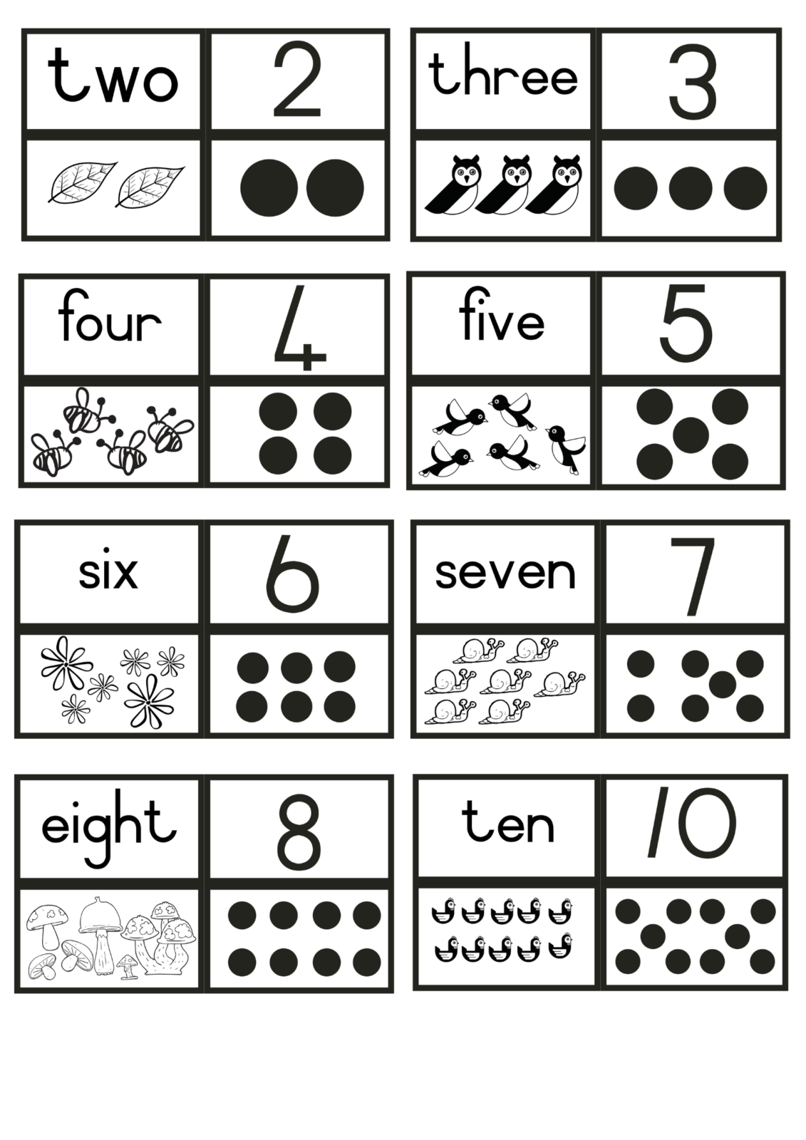 FREE Number Flash Cards 1 20 Grade 1 Font Just A Mamma