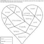 Free Printable Coloring Worksheets For First Grade Color