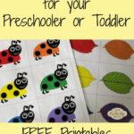Free Printable Matching Games Toddlers Diy Matching