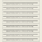 Free Printable Number Line 0 20 Free Printable A To Z