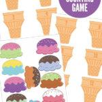 Free Printable Preschool Counting Game Preschool