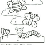 Free Printable Spring Worksheet For Kids Spring Coloring