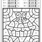 Free Thanksgiving Color By Number Printables The Typical Mom