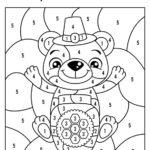 Free Thanksgiving Printables 123 Kids Fun Apps