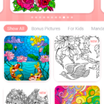 Happy Color Color By Number Apk Mod Unlocked Android