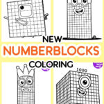 Learning To Count By 100 Fun Coloring Pages For Kids