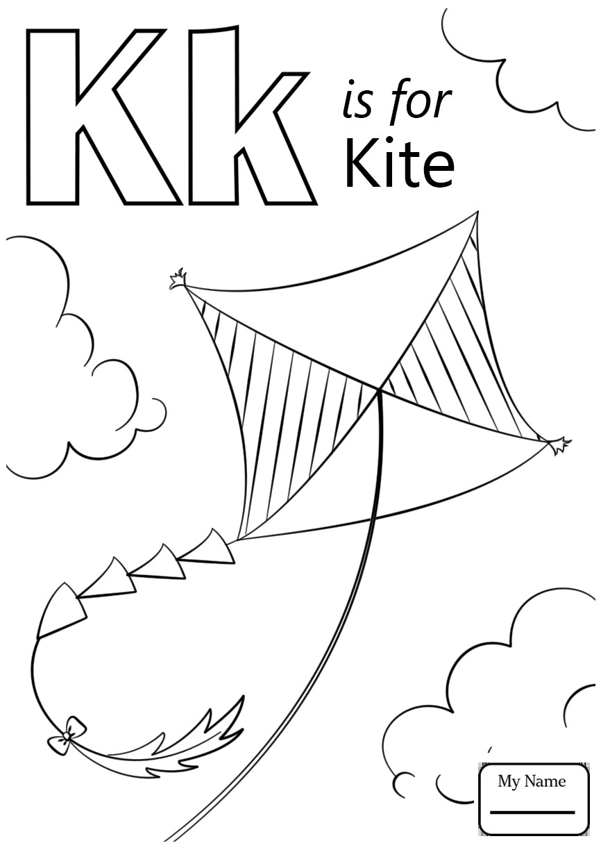 Letter K Drawing At GetDrawings Free Download