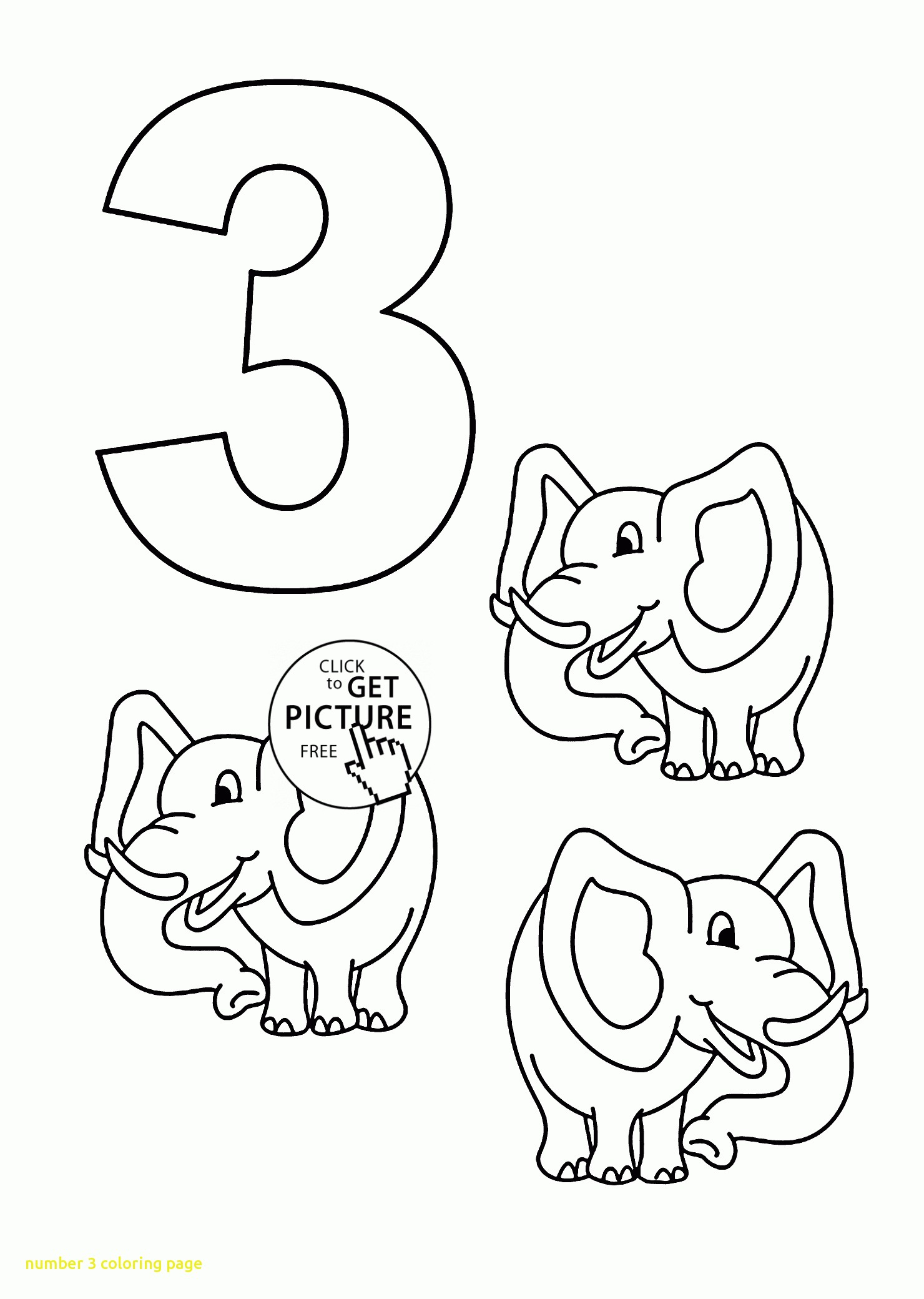 Number 13 Coloring Page At GetColorings Free