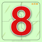 Number Eight 8 Number Jigzaw Puzzles For Kids Mocomi