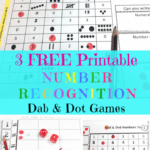 Number Recognition Free Game A Plus Teaching Resources