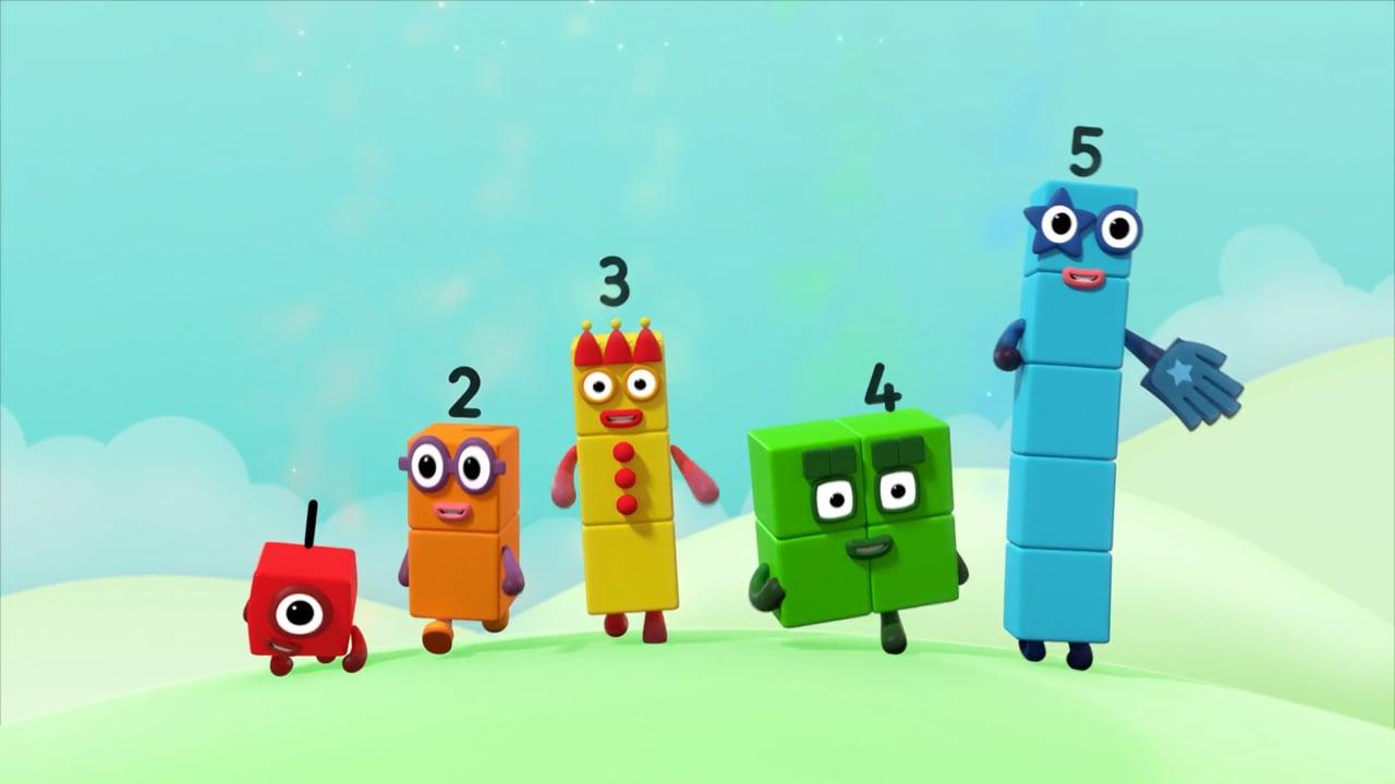 Numberblocks On Vimeo