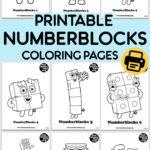 Numberblocks Printables Fun Printables For Kids Kids