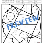 PLACE VALUE Coloring ALL YEAR Collection inc Spring