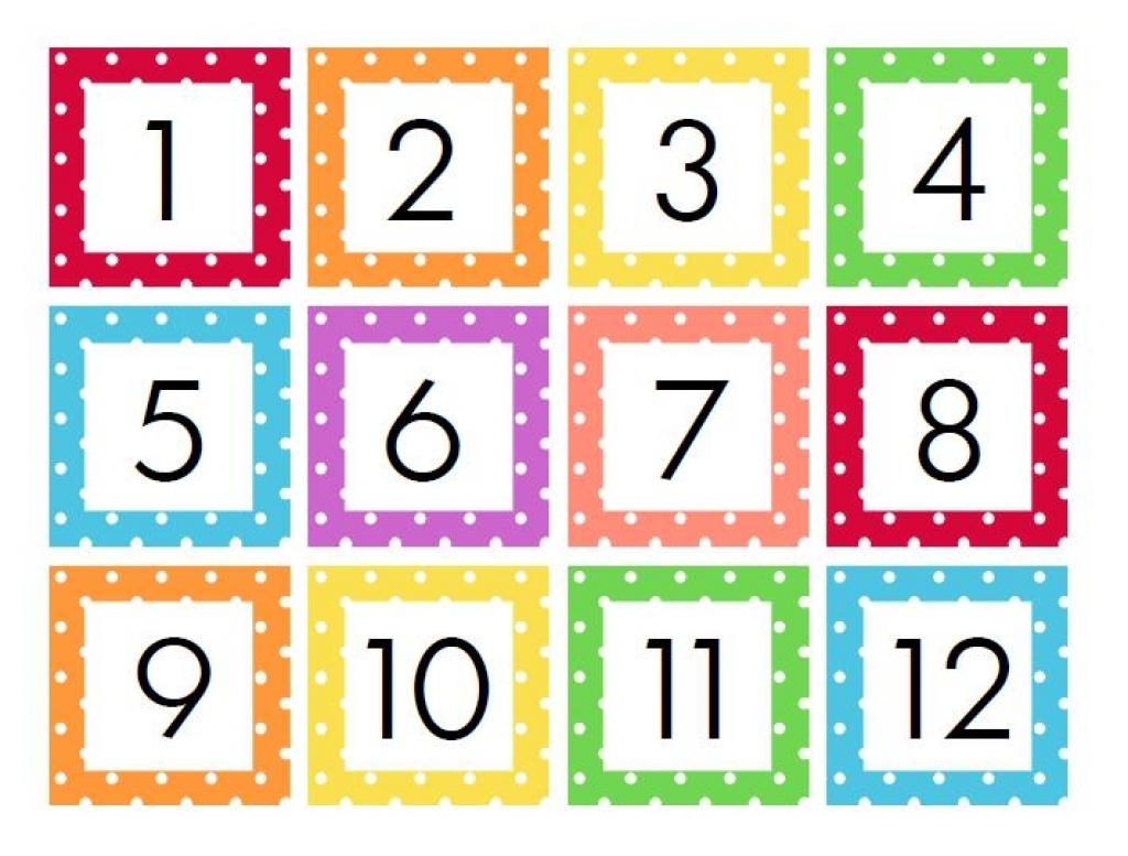 Printable Calendar Numbers 1 31 Calendar Printables Free