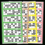 Printable Number Bingo Cards Printable Bingo Cards