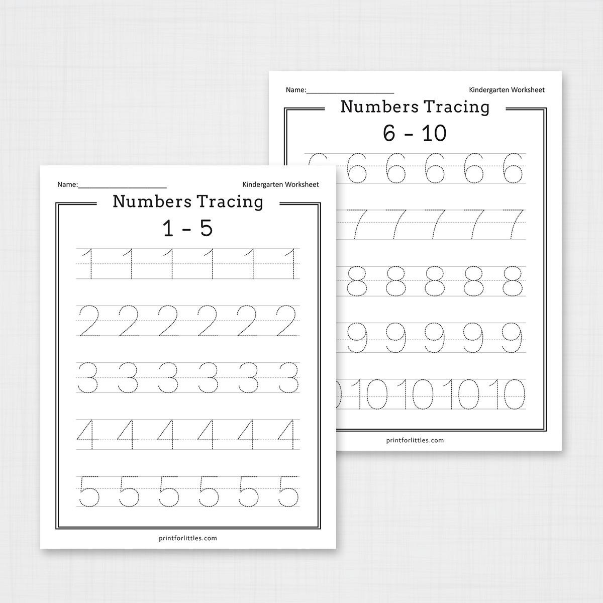 Printable Numbers 1 20 Worksheets NumbersWorksheet