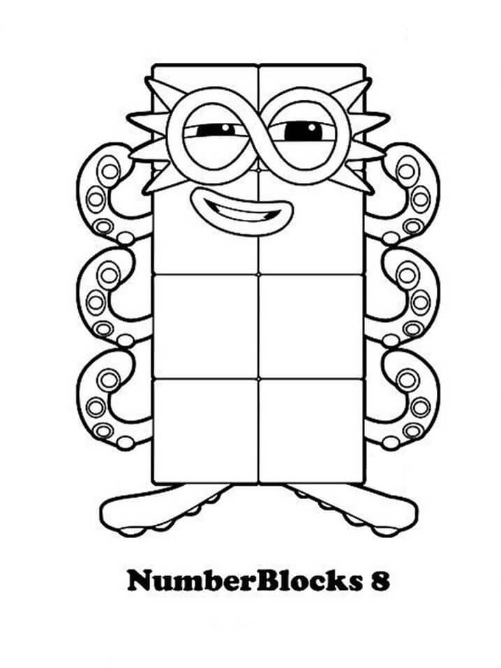 T M u Number Block 2 Trang T M u Cho B